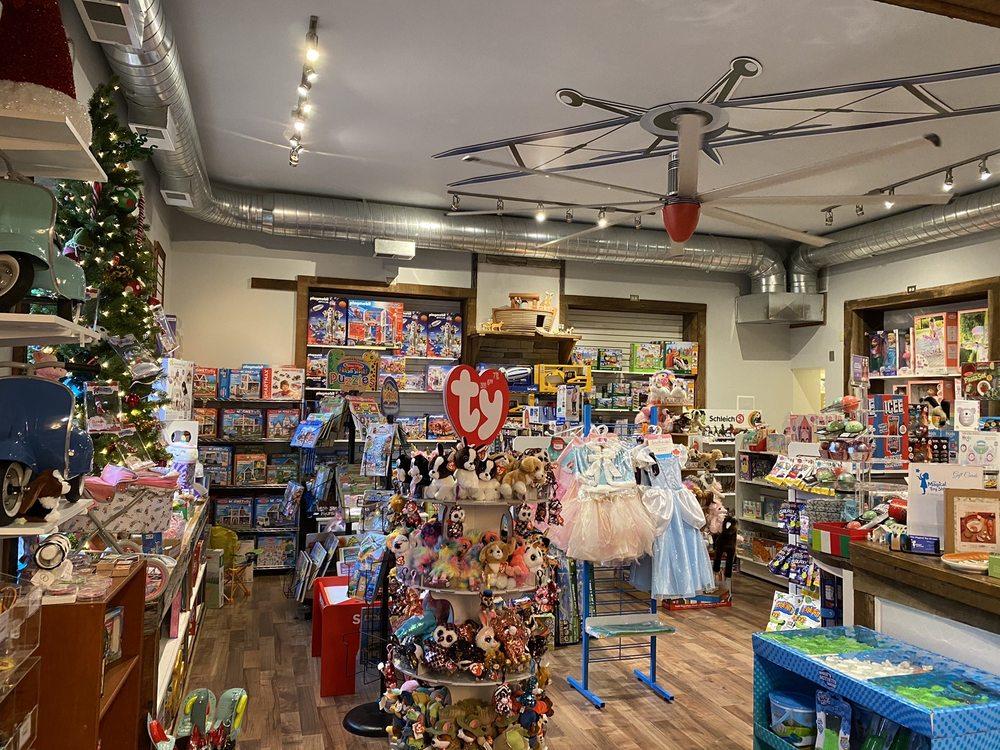 The Magical Toy Shoppe: 700 E Main St, Lexington, KY