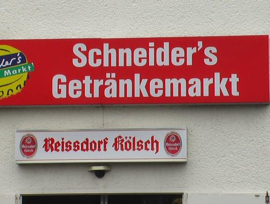 Getränkemarkt Schneider - GESCHLOSSEN - Getränkemarkt - Houdainer ...