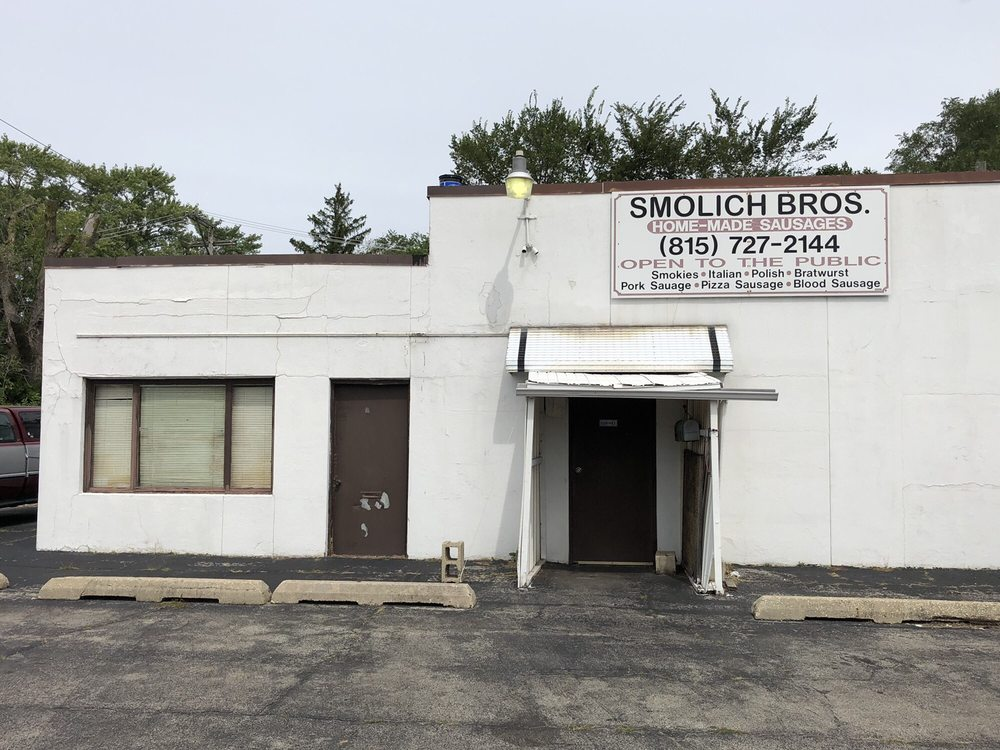 Smolich Brothers Homemade Sausage: 760 Theodore St, Crest Hill, IL
