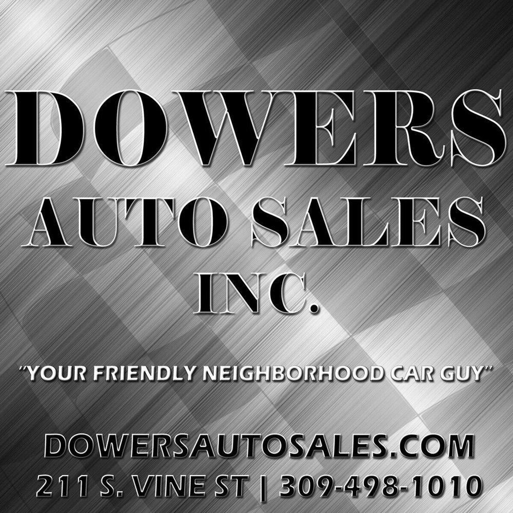 Dowers Auto Sales: 211 S Vine St, Heyworth, IL