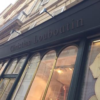 christian louboutin paris flagship store address