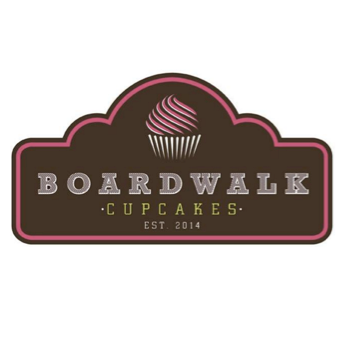 Boardwalk Cupcake
