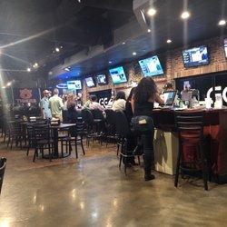 Photo Of Sleek Sports Bar ...