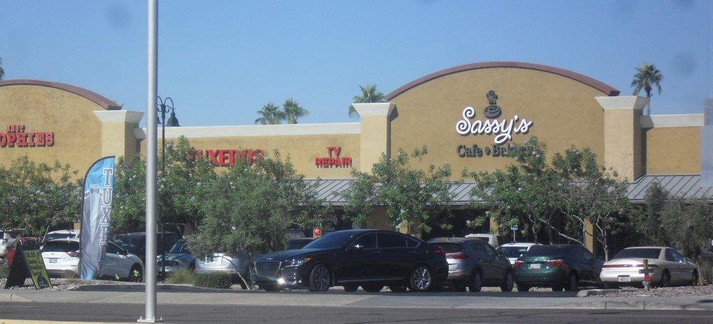 Chuck's TV Repair: 4210 E Main St, Mesa, AZ