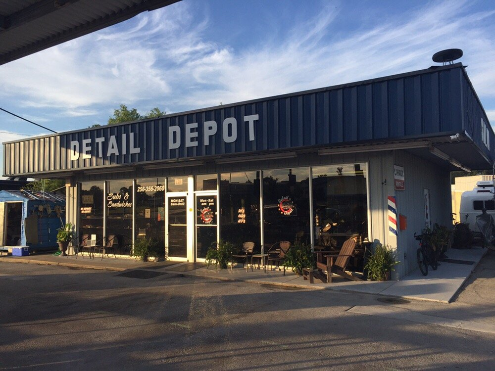 Detail Depot: 1106 4th St NW, Red Bay, AL