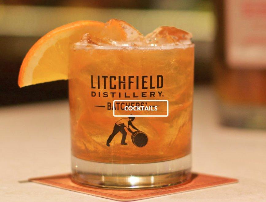 Litchfield Distillery: 569 Dantam Rd, Litchfield, CT