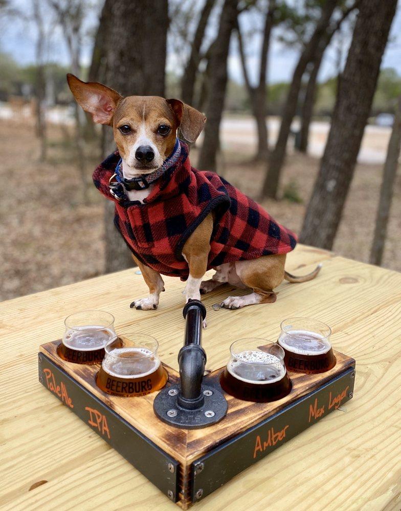 Beerburg Brewing: 13476 Fitzhugh Rd, Austin, TX