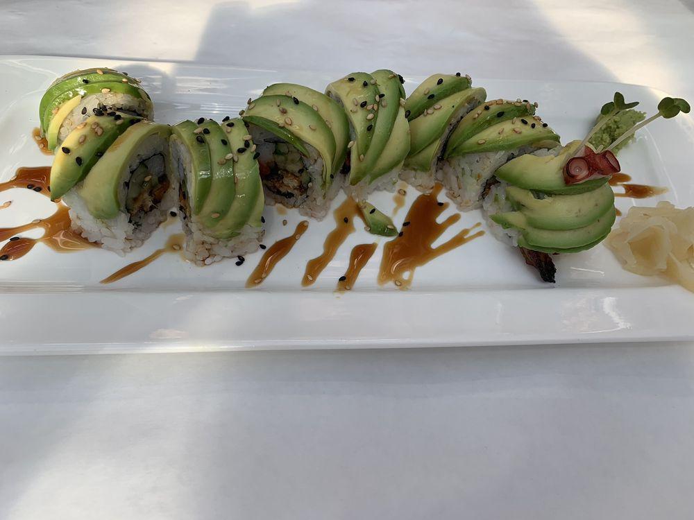 Pacific Umi Sushi