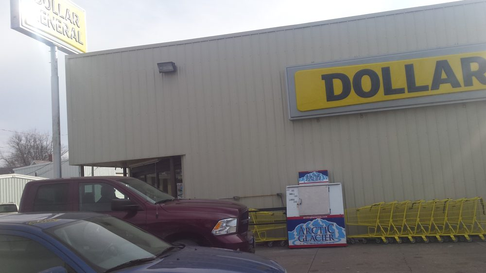 Dollar General Stores: 118 E Main St, Aledo, IL