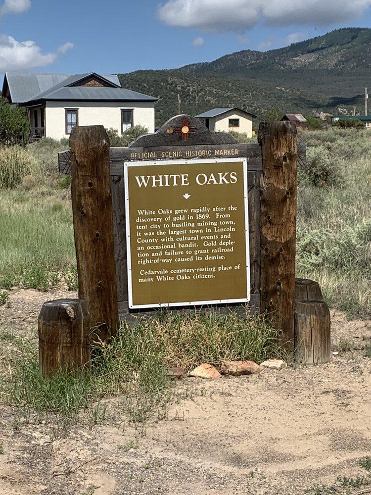 White Oaks Miner's Home Museum: White Oaks Rd, Carrizozo, NM
