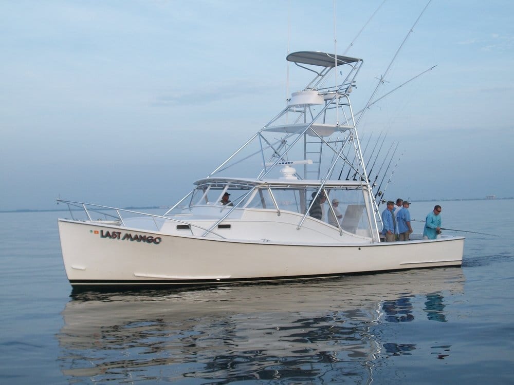 Photos for last mango charter fishing yelp for Fishing charters fort pierce fl