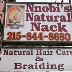 Nnobi's Natural Nack Braiding