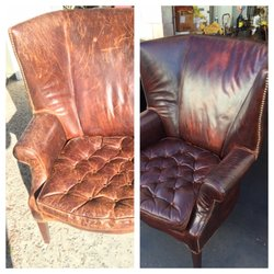 Chameleon Leather Re Dying 37 Photos 31 Reviews Furniture Repair 4670 1 2 Mercury St Kearny Mesa San Go Ca Phone Number Yelp