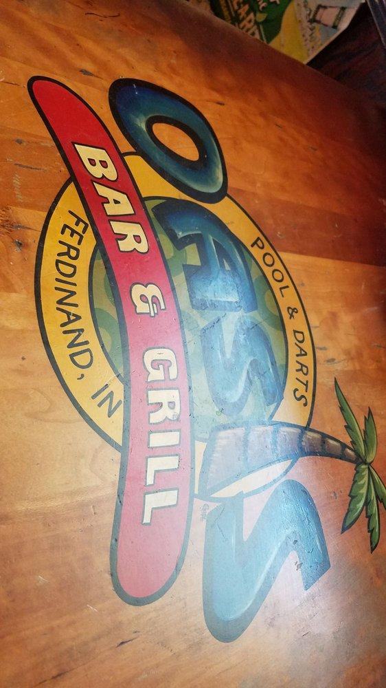 Oasis Restaurant: 935 Main St, Ferdinand, IN
