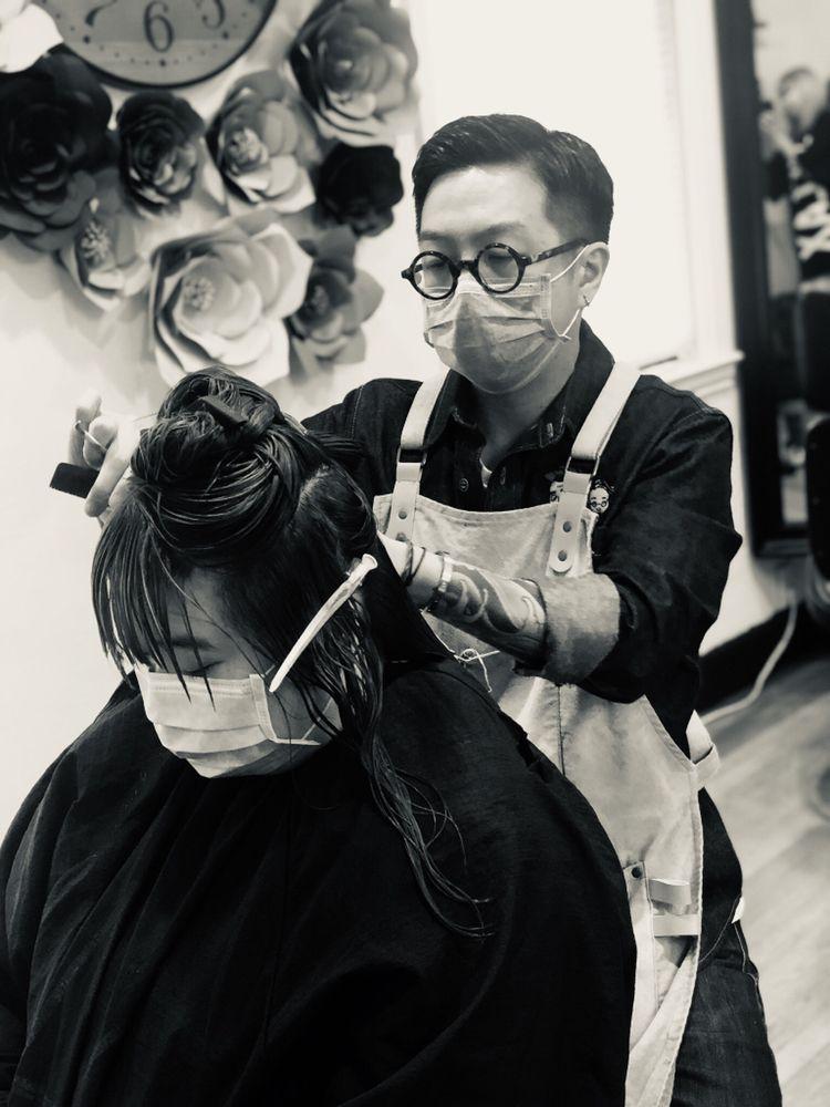 King Pang Hairdressing: 51A E 4th Ave, San Mateo, CA