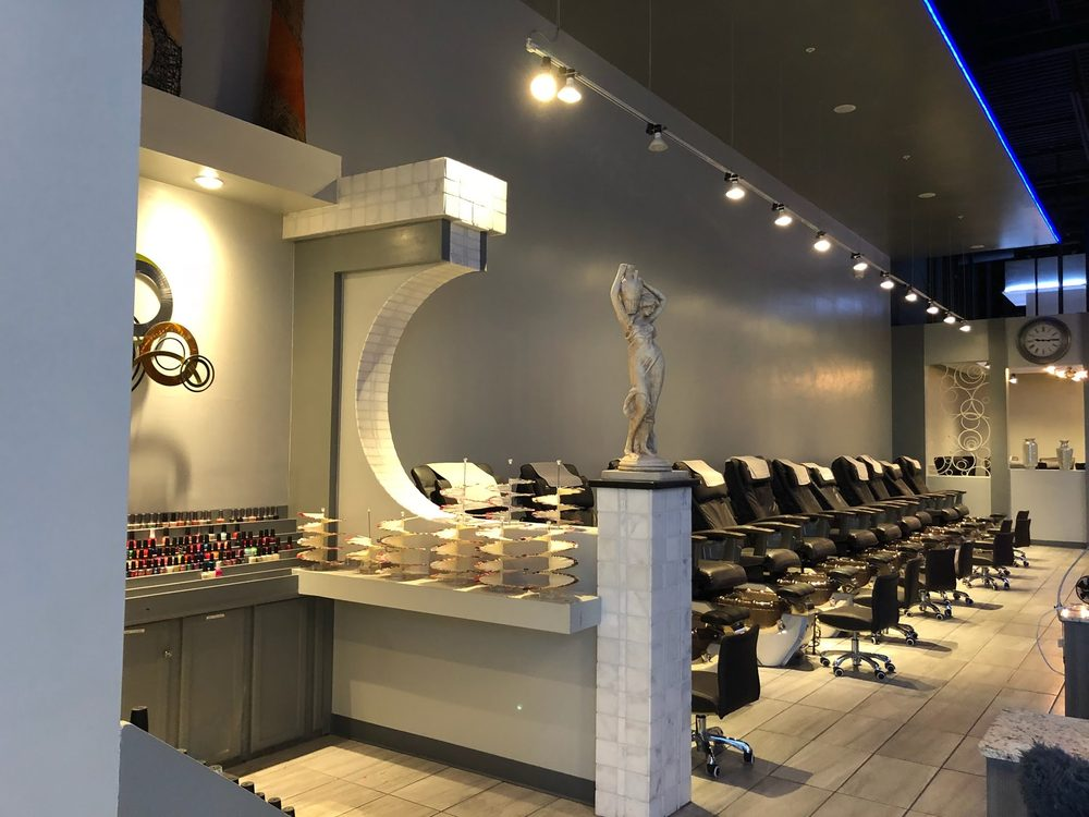 Posh Nail Bar: 4327 S Pleasant Crossing Blvd, Rogers, AR