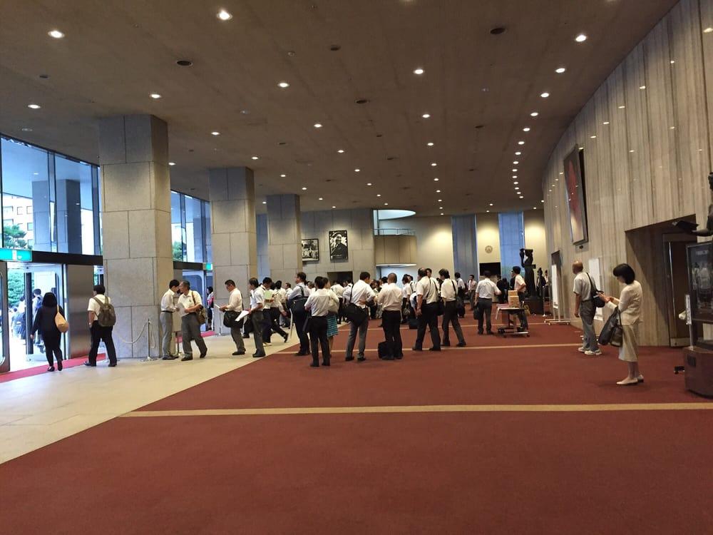Showa Women's University Hitomi Memorial Hall
