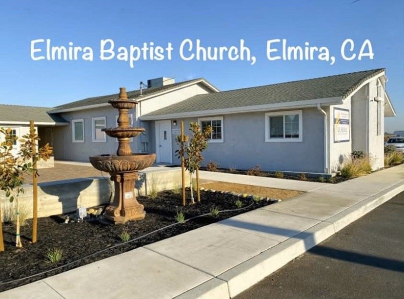 Elmira Baptist Church: 6111 California Pacific Rd, Elmira, CA