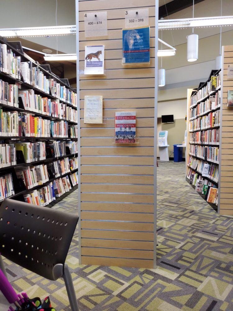 Twin Oaks Branch- Austin Public Library