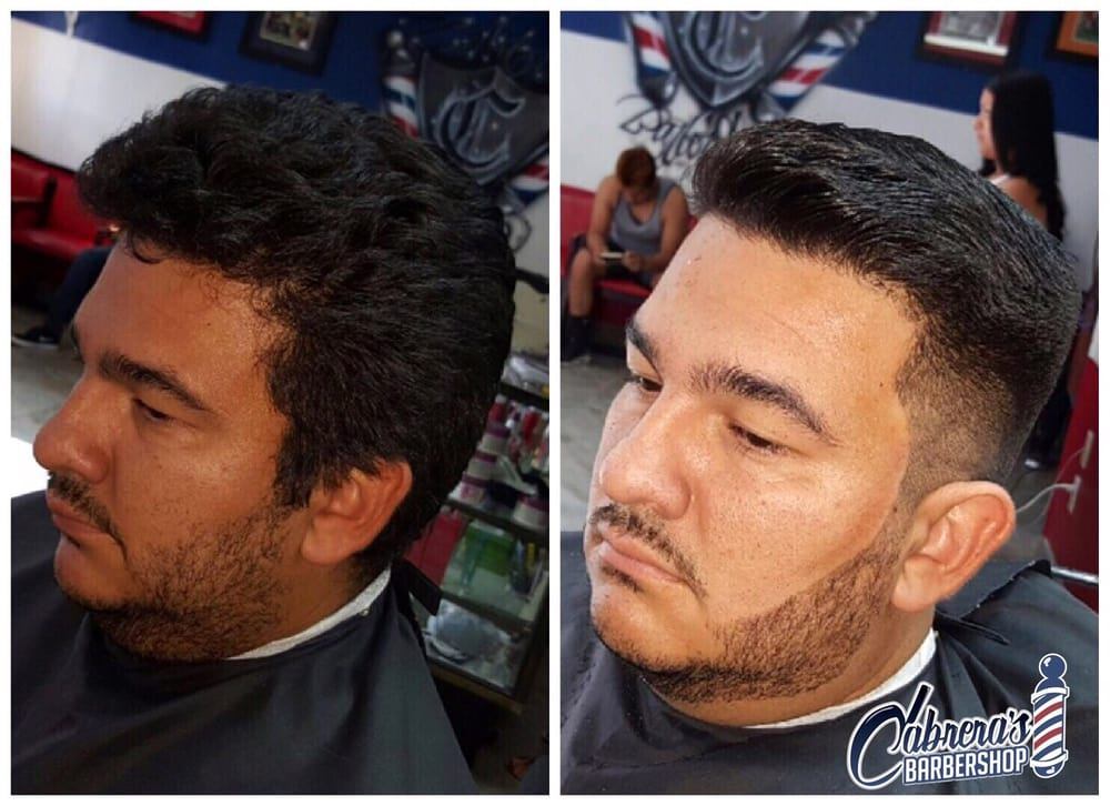 I Recommended Cabreras Barbershop To My Brother In Law Who Was In