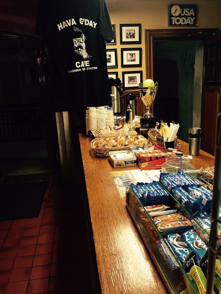 Hava G'day Cafe