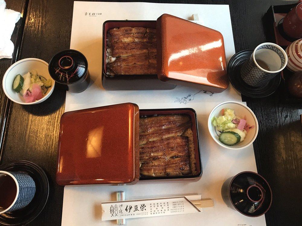 Unagi Kappō Izuei Honten
