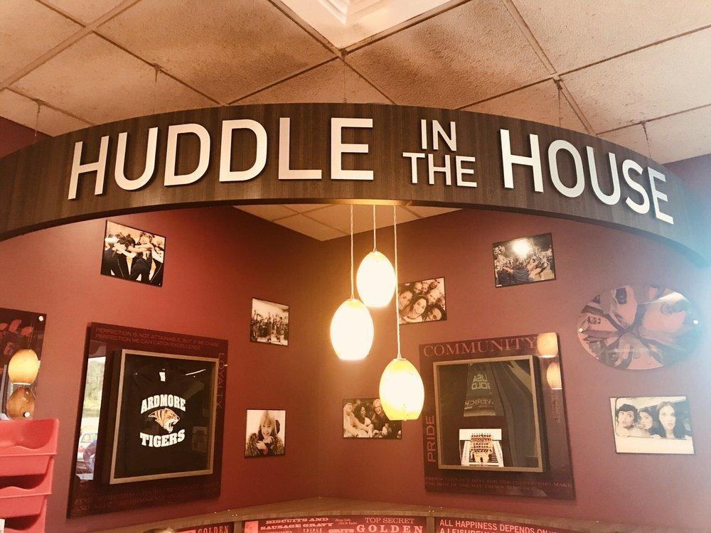Huddle House: 24315 Main St, Ardmore, TN