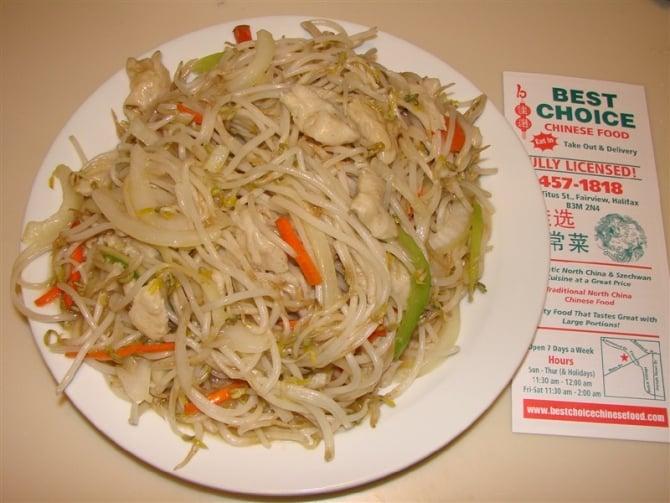Chinese Food Halifax Clayton Park