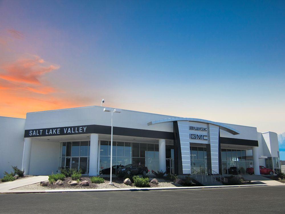 salt lake valley buick gmc 20 reviews car dealers 725 west 3300 south city of south salt. Black Bedroom Furniture Sets. Home Design Ideas