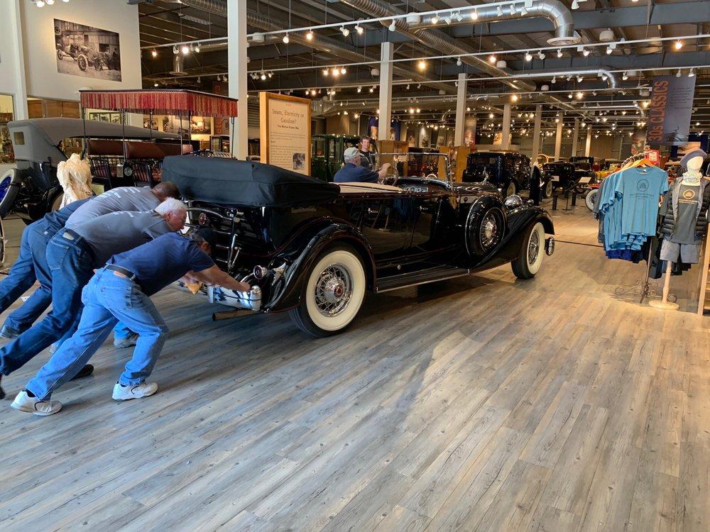 Social Spots from Fountainhead Antique Auto Museum