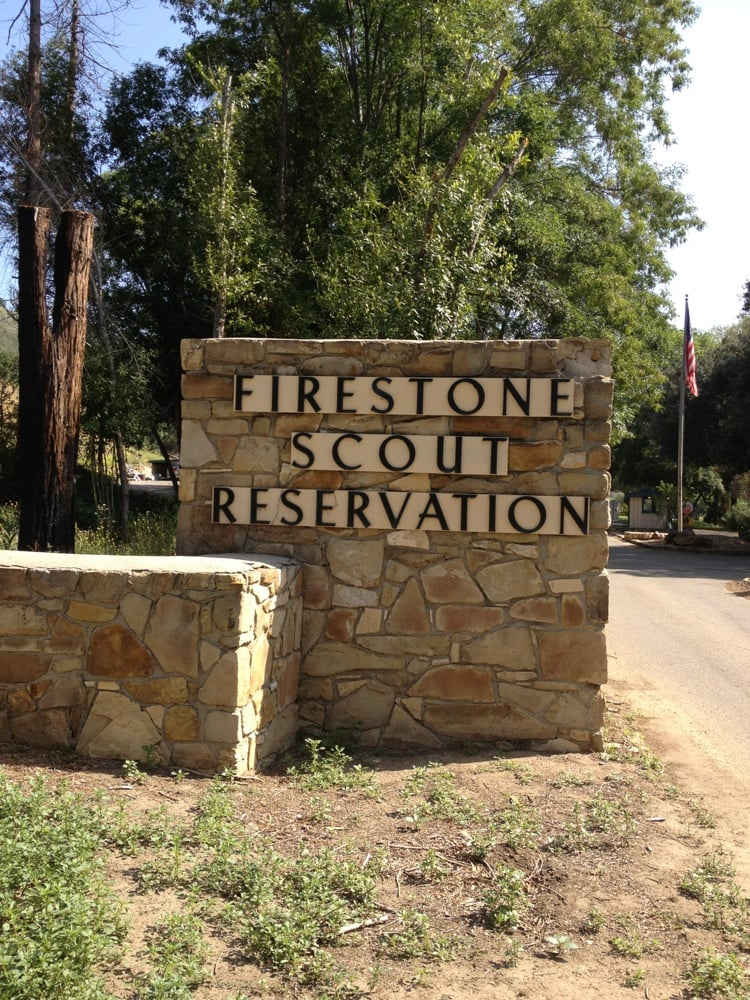 Firestone Scout Reservation: 19001 Tonner Canyon Rd, Brea, CA