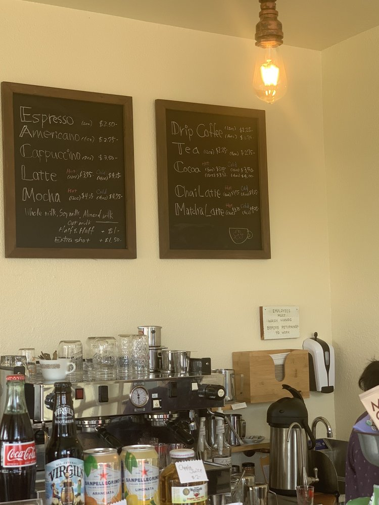 Honeycomb Coffee: 431 1st Ave, Blue Lake, CA