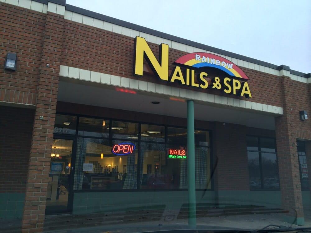 Rainbow Nails and Spa: 22717 Northline Rd, Taylor, MI