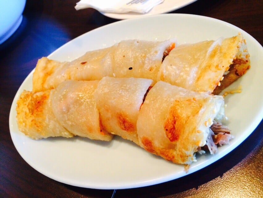 Beef pancake roll yelp for 101 taiwanese cuisine