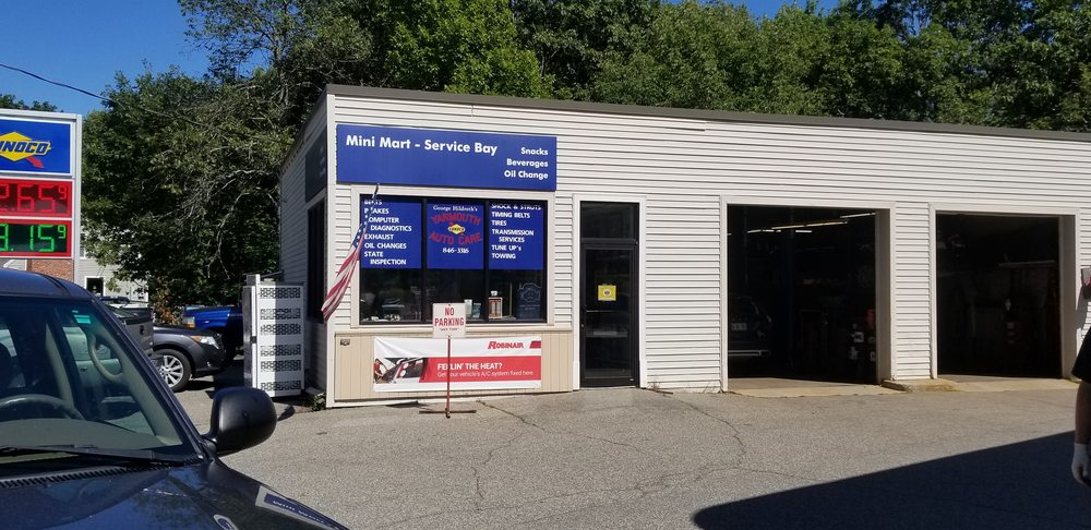 Yarmouth auto care: 253 US Route 1, Yarmouth, ME