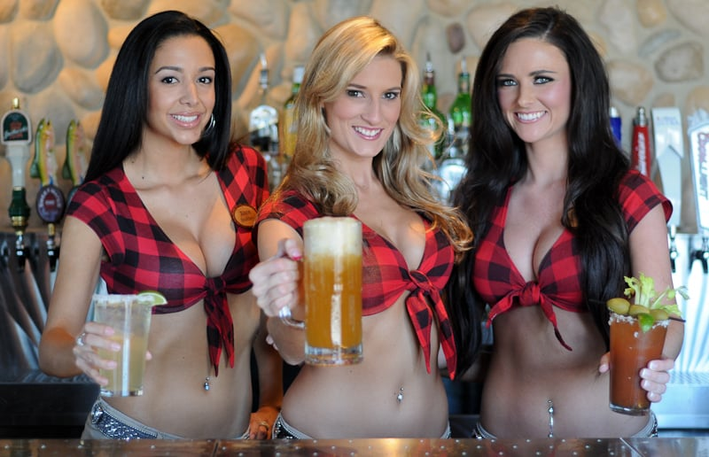 photo of twin peaks concord nc united states twin peaks girls