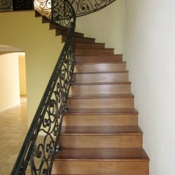 Photo Of Image Hardwood Flooring   Ventura, CA, United States. Engineered  Wood Staircase