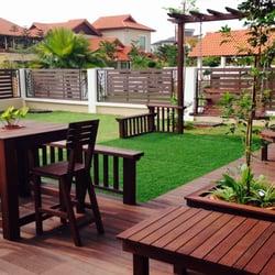 photo of terra garden petaling jaya selangor malaysia modern minimalist design with - Garden Furniture Malaysia