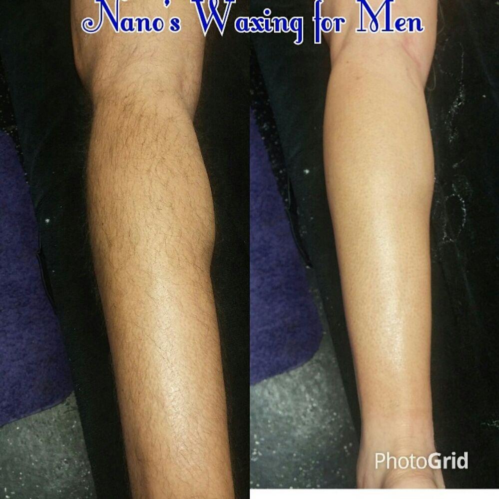 Nano's Waxing For Men