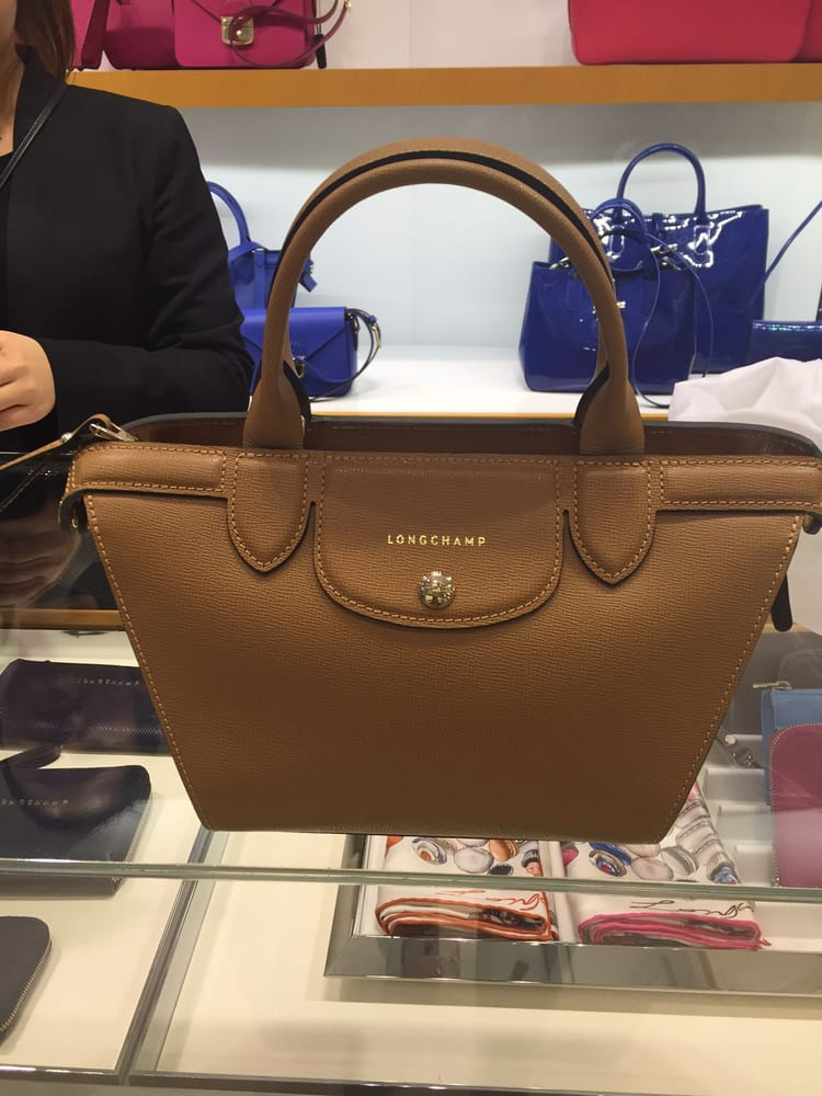 ad461fd6bd Longchamp Paris - Accessories - 151 W 34th St, Midtown West, New York, NY -  Phone Number - Yelp