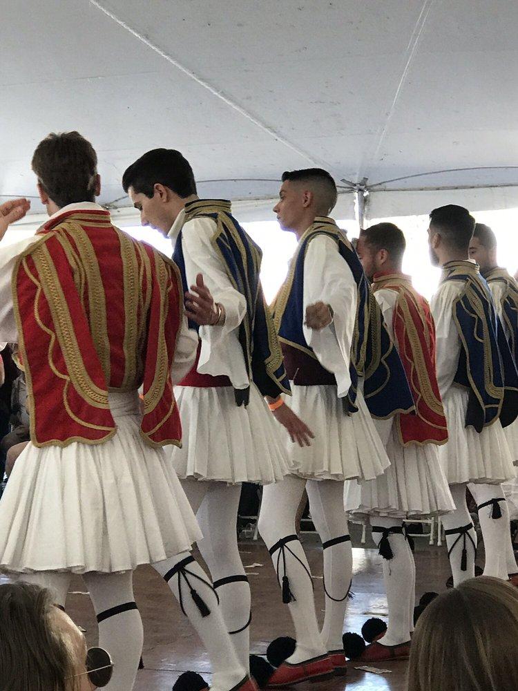 Grecian Festival