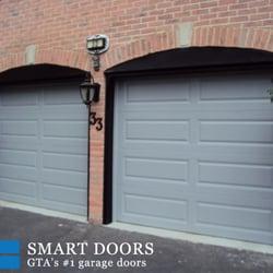 Smart doors services portes de garage 40 viceroy road for Concord garage door