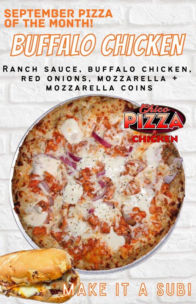 Chico Pizza & Chicken: 2165 Erlands Point Rd NW, Bremerton, WA