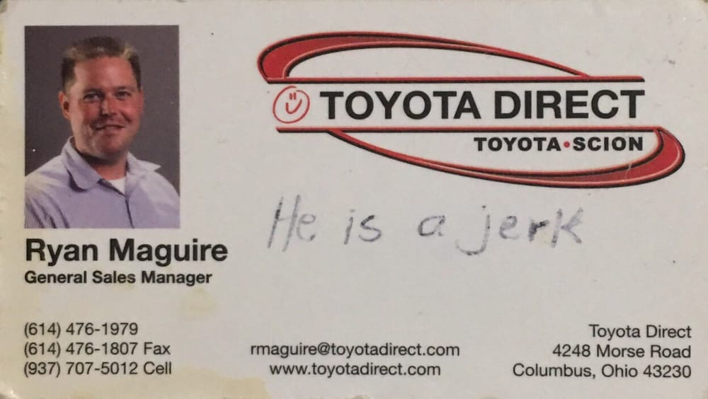 Great Toyota Direct   Auto Repair   4248 Morse Rd, Columbus, OH   Phone Number    Yelp