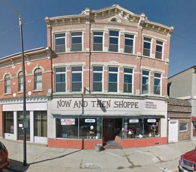Now & Then Shoppe: 333 W Market St, Sandusky, OH