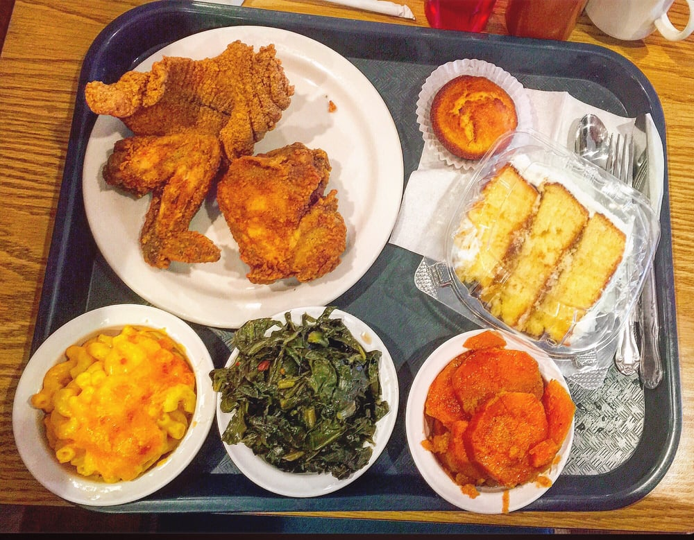 Soul Food Restaurants In Hillside Il