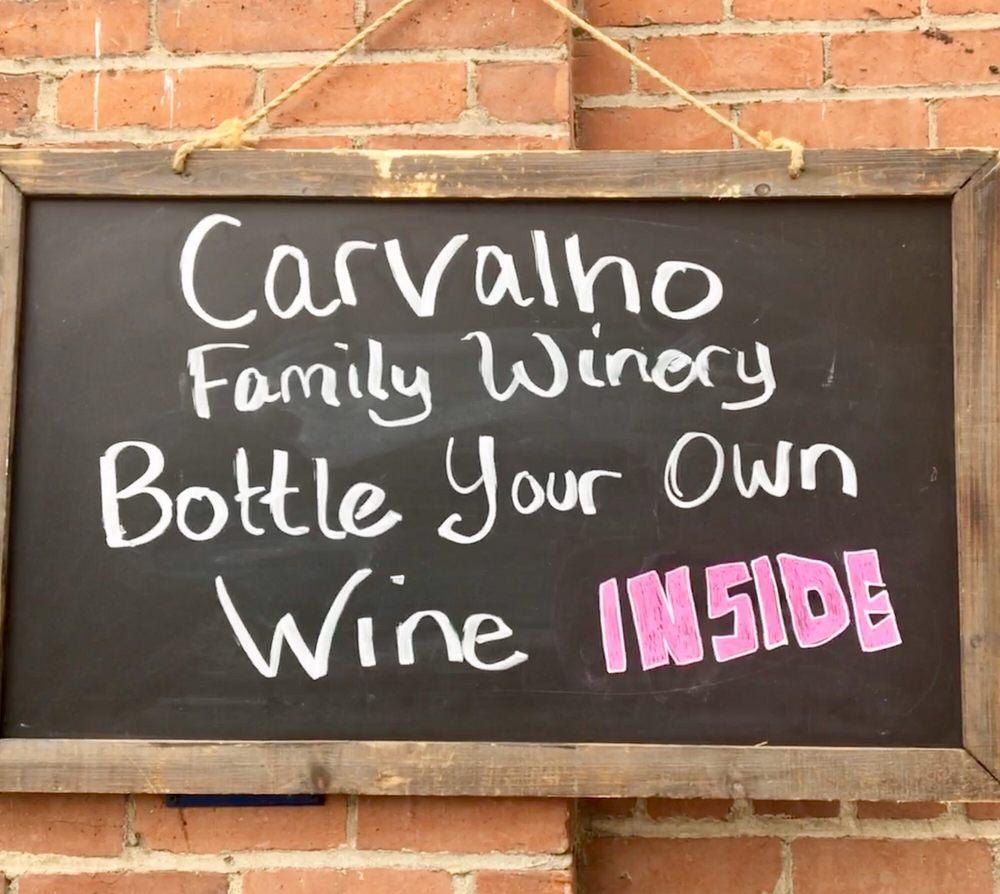 Carvalho Family Winery: 35267 Willow Ave, Clarksburg, CA