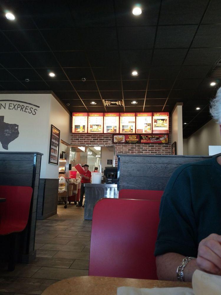 Chicken Express: 124 Hwy 59 Lp, Atlanta, TX