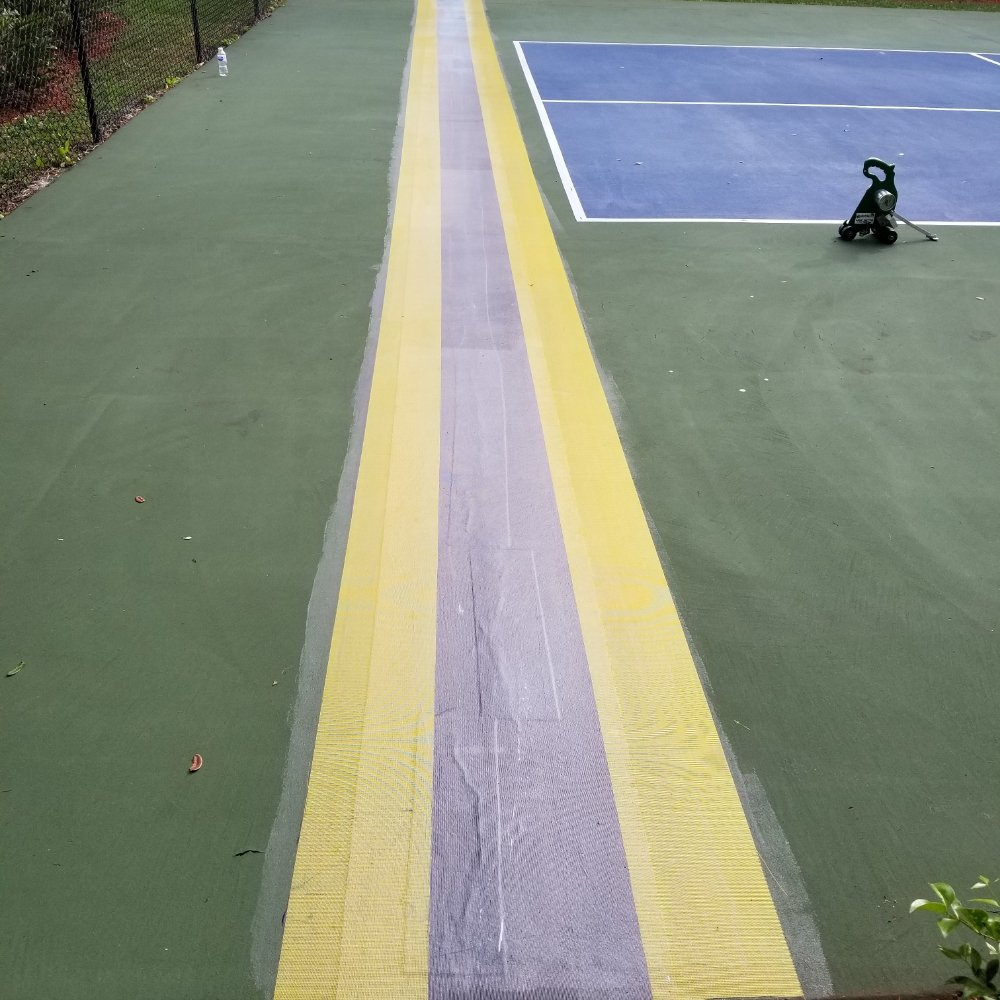 Professional Tennis Court Services - Florida: Loxahatchee, FL