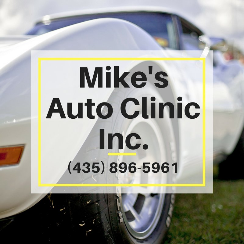 Mike's Auto Clinic: 1075 S 75 E, Richfield, UT
